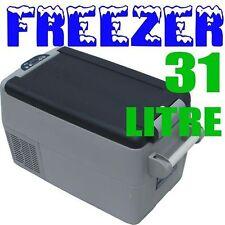 30L D31 Car Fridge Freezer  12v 24v Portable 6th Gear