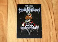 Kingdom Hearts III 3 Sora Rare Collectible Pin Badge Xbox One PS4