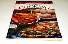 Books, All-American Cooking, Volume 1, A Collection of Savory Recipes, Cookbook