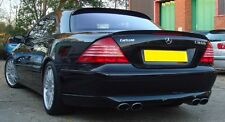 MERCEDES W215 in CL TETTO finestra SPOILER CL500 CL55 CL65 CL600