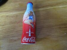 bouteille publicite COCA Cola 25cl neuf   PIN UP  BOTTLE ADVERTISING