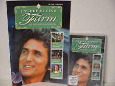 Die DVD Sammlung - Unsere kleine Farm Nr. 8 ( Folge 22 23 24 ) + Begleitheft