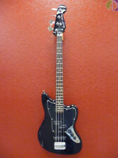 Squier Vintage Mod Jaguar Bass Special SS (Short Scale) Black, FREE Shipping USA