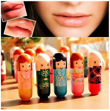 1pc Women Makeup Lip Beauty Doll Lip Balm Lipstick Lip Gloss Lovely Maquillage