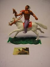 Busta Soldatino Toy Soldier Hong Kong Swoppet Indiano plastica scala 1:32 #6