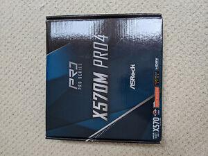 Asrock Motherboard X570M Pro4