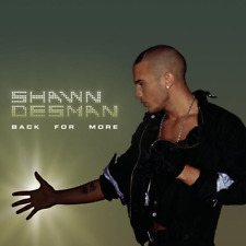 Shawn Desman - Back For More CD #G1942555