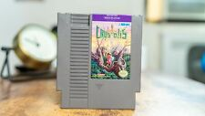 Crystalis (Nintendo Entertainment System, 1990) Tested and working