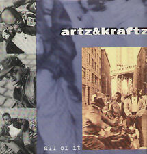 ARTZ & KRAFTZ - à l' Of It - Columbia