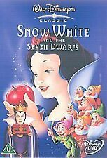 Snow White And The Seven Dwarfs (DVD, 2001)