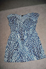 DAISY FUENTES SIZE SMALL KNIT TOP CUTE