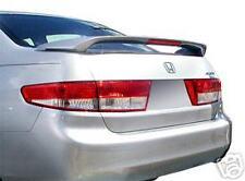 2003-2005 Honda Accord 4 Door Sedan Painted Factory Style Rear Spoiler NEW