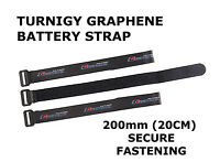 Turnigy RC Graphene 200mm/20cm Strong/Secure Lipo Battery Adjustable Strap -UK