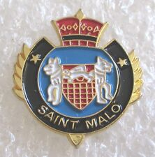 City of Saint Malo, France Tourist Travel Souvenir Collector Pin