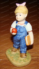 School Days (Denim Days by Home Interiors and Gifts, 1513) 1995, Porcelain