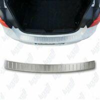 BMW 1Seri F20 F21 2011-2015 Chrome Rear Bumper Protector Scratch Guard S.Steel