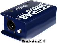 Radial Engineering PRO 48 Active Direct Pro48 DI Box Phantom Powered MINT!!!