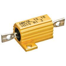 2 PCs resistencia Ohmite audio oro non-magnetic 5w 6k8 5/% ø8 7x23,8mm
