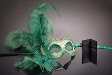 Maschera Occhi Veneziane maschera STRASS STRASSE NERO Ballo in Maschera Carnevale Club 11