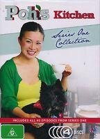 Poh's Kitchen Series One 1 Collection 4-discs NEW Region 4