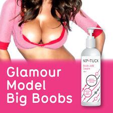 Nip & Tuck Boob trabajo Crema Mama ampliación Crema Glamour Modelo Big Boob