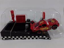 Disney Pixar Cars Diecast Launch & Race Lightning McQueen