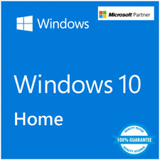 Windows 10 Home 32/64bits Multilenguage FAST KEY. 100% original Entrega rápida.