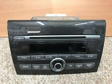 Fiat Bravo Brava 2007 Onwards Visteon coche Radio CD Mp3 Player con Código