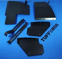 Land rover Discovery 2 Td5 2004 St/steel full vehicle Mudflap bracket kit