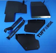Land rover Disco 2 discovery 2 Stainless steel full vehicle Mudflap bracket kit.