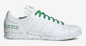 ADIDAS MENS STAN SMITH -J  GRADE  SHOES SIZE FROM 7,5 - 9.5  UNISEX