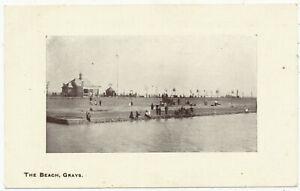 The Beach, Grays