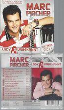 CD--MARC PIRCHER--LADY UNBEKANNT