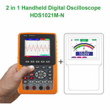 2 in 1 OWON 20 MHz HDS1021M-N Digitales Oszilloskop SCPI Waveform Record&Replay