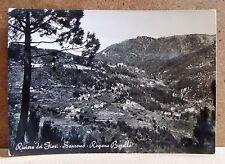 Rieviera dei Fiori - Sanremo - Regione Barello [grande, b/n, viaggiata]