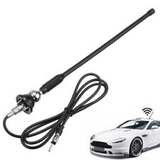 "16"" Amplified Signal Aerial Mount Swivel Base Car Radio AM / FM Useful Antenna"