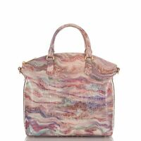 NWT Brahmin AURA LARGE DUXBURY SATCHEL Bag/wallet options
