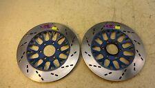1981 Suzuki GS650 E S648. front brake rotors discs