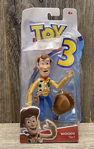 "Disney Toy Story 3 7"" Woody Posable Doll Action Figure Toys New"