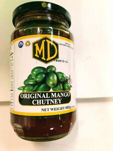 MD Mango Chutney 460g Ceylon Products 100% oraganic ORIGINAL