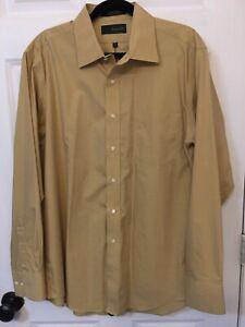 Men's Marshall Fields Dress Shirt 16 1/2 34/35