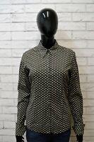 Camicia Donna TOMMY HILFIGER Taglia M Maglia Camicetta Shirt Woman Manica Lunga