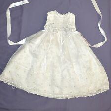Sweet Baby Baptism Dress Children Dress 68 Flower Girl Communion Gala Dress