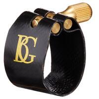 BG Model LFT Flex Ligature with Cap for Tenor Saxophone