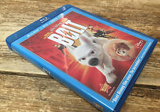 Bolt Blu-ray Disc 2009 Movie Animated Cartoon John Travolta DVD NO Digital Copy