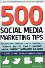 500 Social Media Marketing Tips Facebook Twitter XOCAI MLM Network Marketing