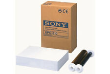 Sony Upc-510 Print Pack Ink And Paper