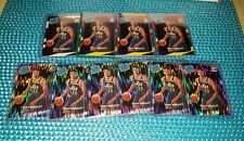 2017-18 OPTIC TONY BRADLEY ROOKIE RC LOT 10 CARDS SHOCK FLASH RED YELLOW JAZZ