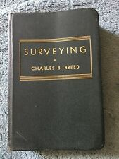 Surveying By Charles B. Breed 1942