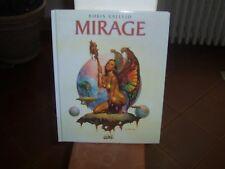 Boris Vallejo : MIRAGE - Soleil 1999  livre illustrations